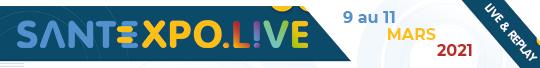 Santexpo Live 2021 du 9 au 11 mars en ligne